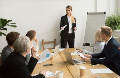 Advanced Presentation Skills Training